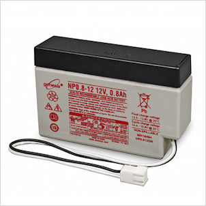 petWALK Ersatzbatterie