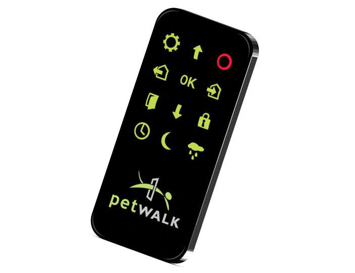 petWALK - Fernbedienung für Türmodul